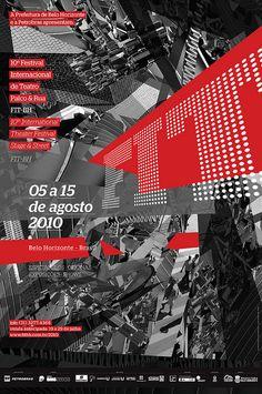 FIT-2010: 10º Festival Internacional de Teatro Palco e Rua (10th International Theater Festival Palco & Rua) : by Hugo Werner