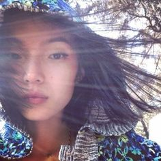 Xiao Wen Ju On Her Skin Secrets, the Best Eyelash Curler—and Falling Asleep in Her Makeup for more fashion and beauty advise check out The London Lifestylist http://www.thelondonlifestylist.com