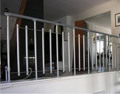 vertical stainless steel cable railing - Google Search