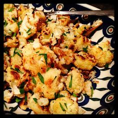 Garlic Roasted Cauliflower | Delicious Yet Nutritious