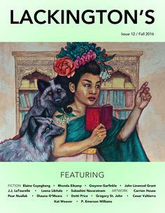 """Issue 12 is the bestiary we always knew we wanted. This """"Animals"""" collection features one, perhaps two (if you squint) traditional animal tales. The other five stories are hardly the st…"""