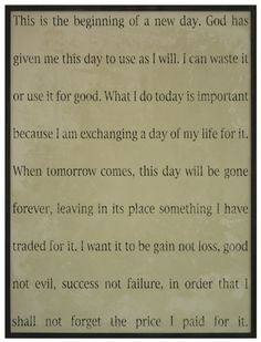 My Favorite Quote. Lds Art, Favorite Quotes, My Favorite Things, Quote Board, Say More, Day Of My Life, What You Think, New Day, Fitness Motivation