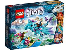 LEGO Elves 41172 Eventyr med vanndragen