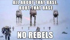 No Rebels.