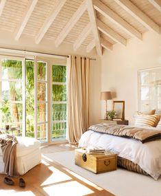 Visit the post for more. Home Room Design, Home Interior Design, Interior Architecture, House Design, Interior Decorating, Deco Boheme, Cottage Style Homes, Dream Bedroom, My Dream Home