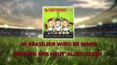 WM-Song 2014 - Partybengels - Für die Liebe für den Fußball