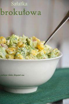 Salad Recipes, Diet Recipes, Vegetarian Recipes, Cooking Recipes, Healthy Recipes, Healthy Dishes, Healthy Eating, Broccoli Salad, Side Salad