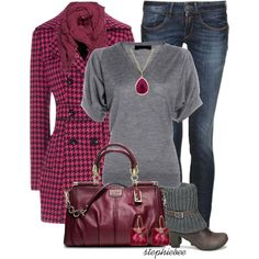 """Coach"" by stephiebees on Polyvore"