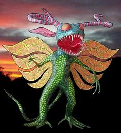 Alebrije 4, via Flickr.