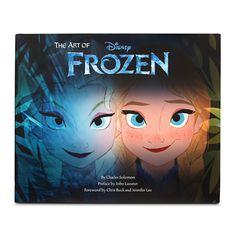 The Art of Frozen Book | Disney Store
