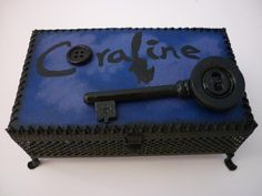Coraline Jewelry Box! - JEWELRY AND TRINKETS