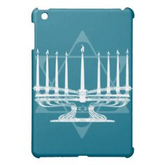 Menorah Cover For The iPad Mini