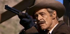 The Great Actor Robert Ryan in 'The wild bunch' - Sam Peckinpah Also check out Ryan in 'Clash By Night'. Classical Hollywood Cinema, Old Hollywood Movies, Golden Age Of Hollywood, Classic Hollywood, Hollywood Stars, Ride The High Country, Best Movies List, Sam Peckinpah, Orange Quotes