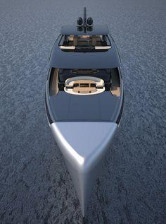60 meter megayacht by Van Geest Design