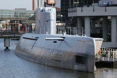 "U-boot Tipo XXI ""Elektroboote""ship"