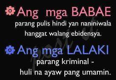 Tama ba? - TristanCafe Filipino Quotes, Pinoy Quotes, Filipino Funny, Tagalog Love Quotes, Qoutes About Love, Tagalog Quotes Patama, Memes Tagalog, Tagalog Words, Hugot Lines Tagalog