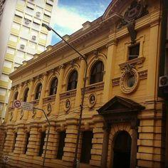 Biblioteca Pública do Estado do Rio Grande do Sul em Porto Alegre, RS