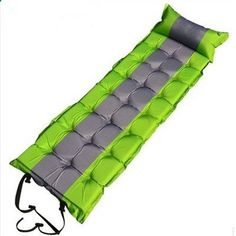 Camping Mats - Automatic Inflatable Dampproof Camping Mat Outdoor Tent Air Mattress Portable Sleeping Cushion Ground Sheet Free Shipping