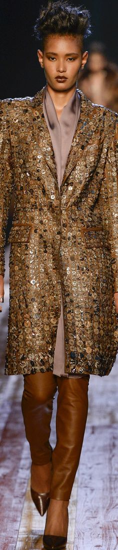 Jean Paul Gaultier Fall 2016 Couture via LOLO repined BellaDonna'sLuxuryDesigns