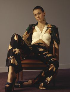Phillipa Hemphrey by Dario Catellani for Numéro #160 February 2015