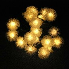 EiioX 4.8m 20 Led Warm White Chuzzle Solar Fairy String Lights for Outdoor, Gardens, Homes, Christmas Party by EiioX, http://www.amazon.com/dp/B001QUXJBU/ref=cm_sw_r_pi_dp_Y1Ksrb0KB1ZXV