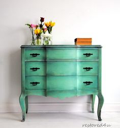 Painted Furniture Ideas.