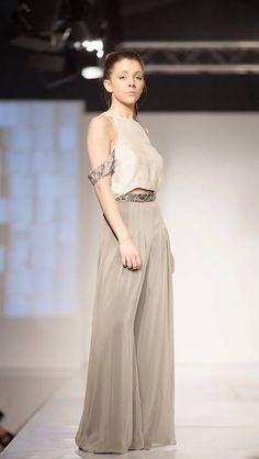 Plymouth fashion catwalk
