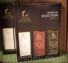 Truffle Hunter truffle oils awarded god at #GreatTasteAwards 2014