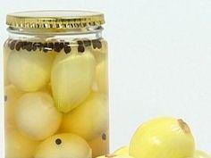 Cebollas en vinagre