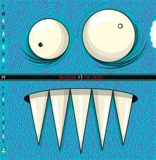 Macanudo 9. ¡Diseño editorial de primera y tiras de Liniers! ¿Qué más se puede pedir?