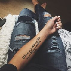 18 Beautiful Literary Tattoos For Every John Green Fan