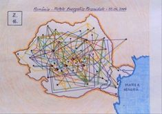 România este Inima Ocultă a Terrei – Cronopedia ~ club de scriere literar-artistică Diagram, Spirit, Map, Club, Artist, Location Map, Artists, Maps