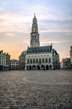 Coucher de Soleil Sunset Arras by Clement THERIEZ on 500px