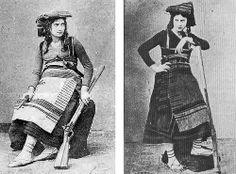 """Michelina De Cesare (nata in provincia di Caserta) - l'altro Risorgimento - """"il ribellismo contadino meridionale fu un'autentica rivolta popolare, alla quale non si sottrassero le donne che vi parteciparono in massa: donne testimoni e protagoniste di un'epoca, che reagirono alla violenza dell'invasione piemontese.   #TuscanyAgriturismoGiratola"""