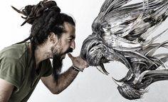Un artiste turc façonne d'étonnantes créatures d'acier
