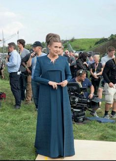 """hansolostarwars: """"Carrie Fisher as General Leia """""""