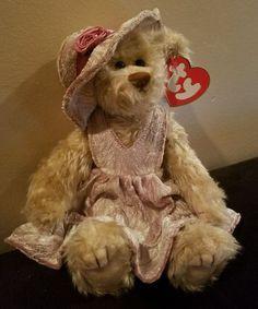 279b1d73f26 1993 Ty Beanie Baby - DARLENE - Attic Treasures Collection