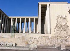 Musee d'Art Moderne de la Ville de Paris (Paris, France)