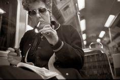 London Underground in the 1970s-80s (10)Bob Mazzer