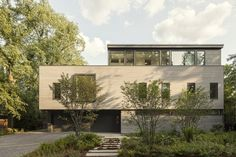 Cambridge House By Anmahian Winton Architects