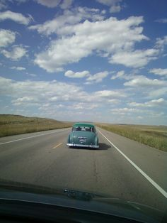 Headed to Wyoming to Car Show