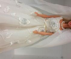 Carol Pather Barbie Dress