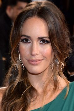 Louise Roe at the 2014 Academy Awards: http://beautyeditor.ca/2014/03/02/academy-awards-2014/