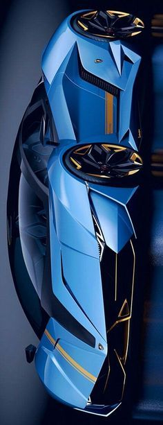 A fierce fighting bull provided the inspiration to the Lamborghini Veneno. This limited edition production car is light, powerful and incredibly powerful. Lamborghini Veneno, Blue Lamborghini, Carros Lamborghini, Ferrari, Lamborghini Concept, Sports Cars Lamborghini, Exotic Sports Cars, Exotic Cars, Maserati