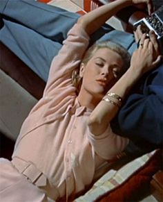 "Grace Kelly and Bing Crosby in ""High Society"" by Charles Walters"