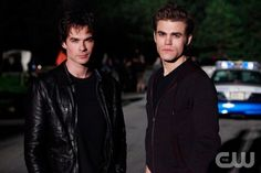 """The Turning Point"" - The Vampire Diaries"