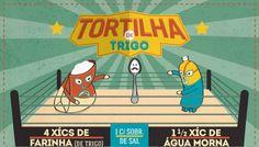 RECEITA-ILUSTRADA 110: Tortilha Mexicana de trigo: http://mixidao.com.br/receita-ilustrada-110-tortilha-mexicana-de-trigo/