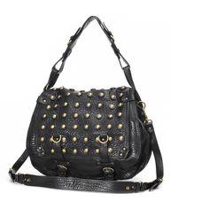 We never get enough of messenger bags ! Abaco Jamily handbag - MONNIER Frères