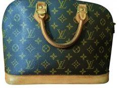 Louis Vuitton Vuitton Monogram Alma (clearance) Brown Bag - Satchel $380 CLEARANCE !!!
