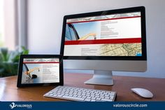 Grand Rapids Website Design for VEHI-SHIP by Valorous Circle.